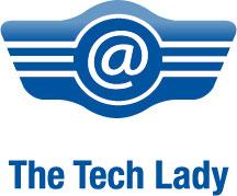 The Tech Lady - http://www.thetechlady.net